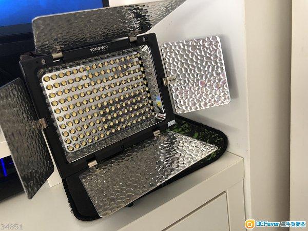 永諾 YONGNUO YN160-II 補光燈