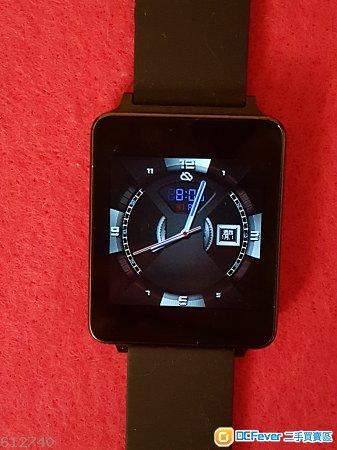 LG G Watch W100 (行貨90%新)