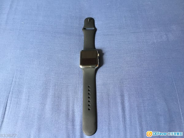 Apple Watch 第一代鋼錶