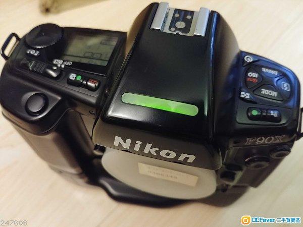 Nikon F90x 菲林機