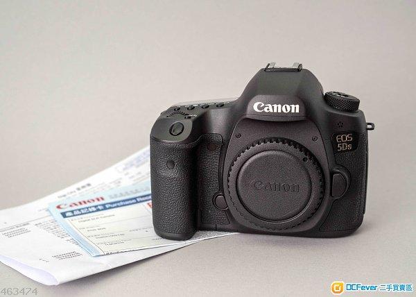 Canon 5Ds 98%以上新保到明年二月盒單全齊兩原廠電送L架