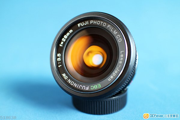 Fujica EBC Fujinon SW 28mm F3.5 銳利廣角鏡 (M42) Wide Angle 合 FX 全片幅 A7 EOS