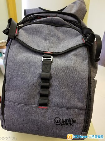 Wolffepack swingable backpack (Capture) 26L 相機背囊灰色
