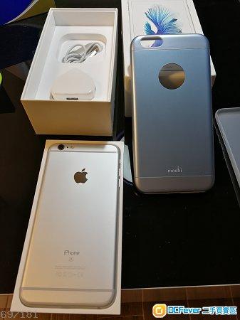 99新 iPhone 6S Plus 16G Silver 銀色