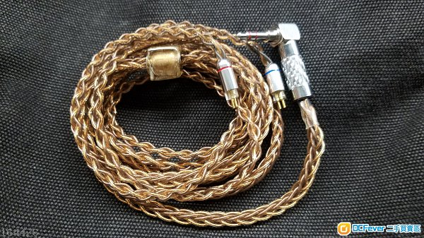 極級 7N冷凍退火單晶銅 耳機線 升級線 Shure ultrasone fender compfire westone