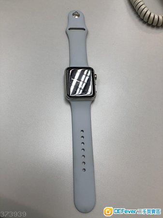 Apple Watch Series 1 42mm 銀色不繡鋼
