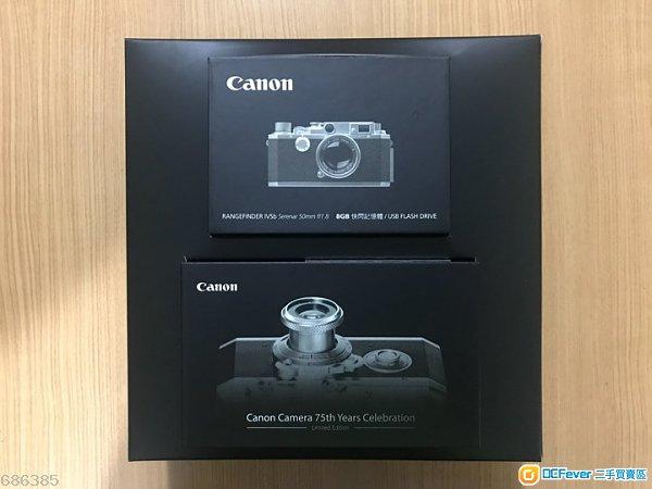 全新Canon Rangefinder 8GB USB 及 模型