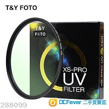 T&Y 77MM XsPro1 MCUV Filter[18層Coating,防水]