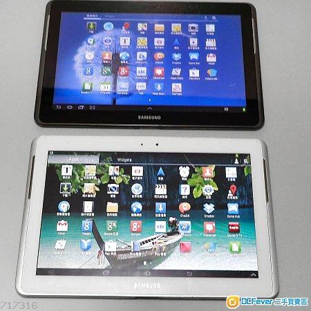 有2色無花良好Samsung Tab2 GT-P5110 10.1吋16GB WIFI平板連usb叉電線