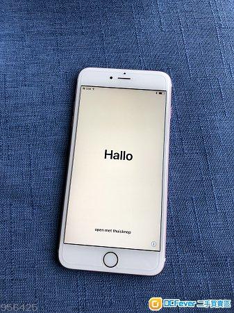 iPhone 6S Plus 64 GB 玫瑰金