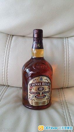 芝華士Chivas Regal 12 Premium 1 公升