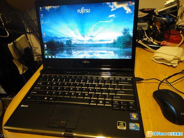 Fujitsu Lifebook s760 i7-M620 2.67 Ghz 4G 500HDD 日本制做