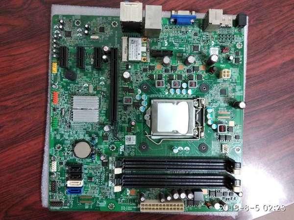 二手 DELL DH67M01 H67 DDR3 LGA1155 MATX MB