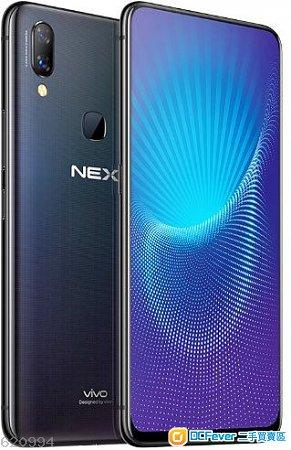 Vivo Nex A 6+128GB 黑色全套 99% 新