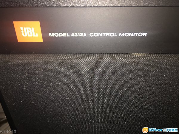 JBL Model 4312A Control Monitor Spearker 喇叭一對