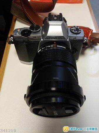 Olympus omd e-m5 em5 + 12 - 40 mm + panasonic lumix gx 45 - 17 mm