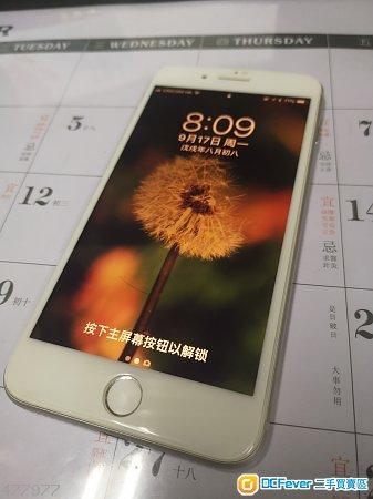 98新 港行白色 Iphone 8 plus/8+ 64G