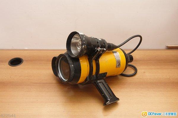 不知狀況潛水攝錄機一部
