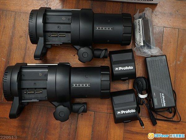 Profoto B1 500 x 2 Location Kit TTL for Canon/Nikon/Sony/Fuji