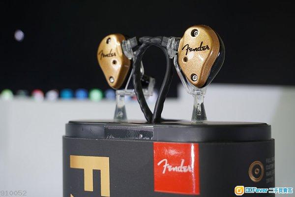 Fender FXA7 有保 金色