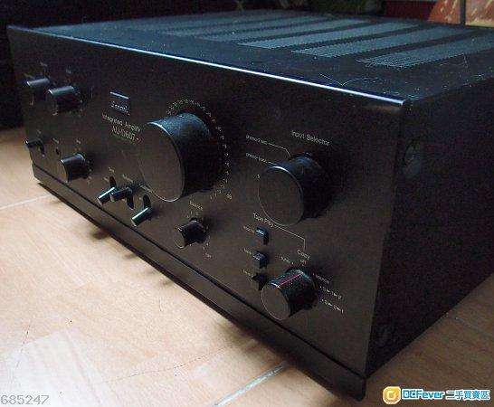 Sansui AU-D607功率放大器