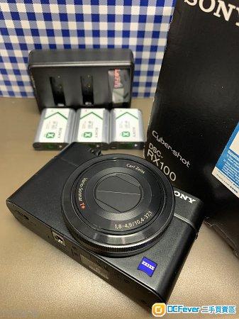 Sony Cyber-shot RX100 M1