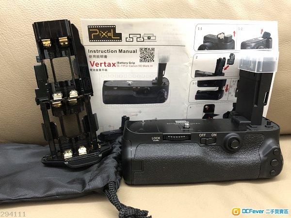 佳能电池盒兼手柄 Pixel E11 For Canon 5D (Mark III/5DS/5DSR )