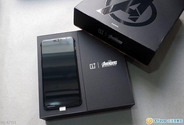 OnePlus 6 Avengers 特別版  99新