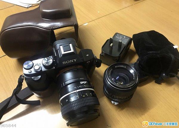 Sony A7+lens