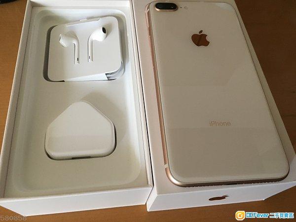 iphone 8 Plue 64GB Gold