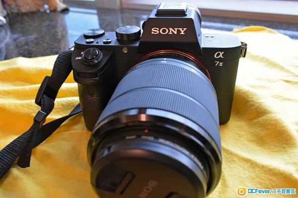 新淨 Sony A7II / A7M2 / A72 Body連kit 鏡