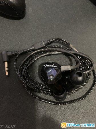 FS Fender FXA7 Black