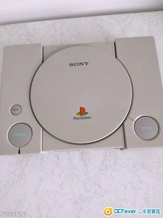 平售:Sony Playstation1( PS1) game console( Model No. SCPH-7000)