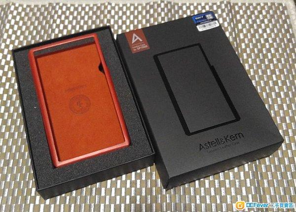 全新AK SP1000 原廠紅色皮套有盒