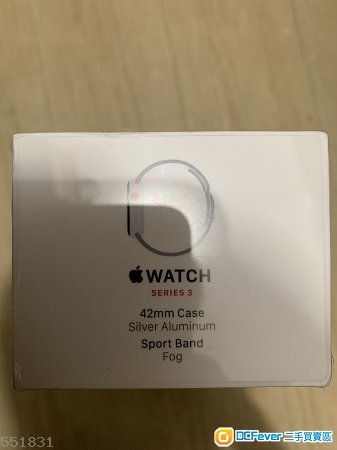 全新行貨 Apple Watch Series 3 GPS + Cellular 42mm