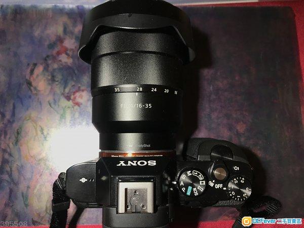 整套/分開 Sony a7r + Zeiss Vario-Tessar T* FE 16-35mm F4