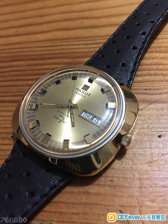 Vintage TISSOT Automatic 'Seven' Day Date Gents Watch