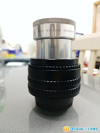 Leica Leitz Wetzlar Colorplan 90mm F2.5 改 M42/Nikon兩用(made in Germany)