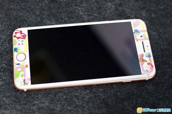 95%new Iphone7plus 128G 玫瑰金 $2900