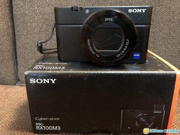 Sony DSC- RX100M3 iii