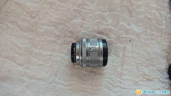 Olympus M.Zuiko Digital 14-42mm + 37mm UV Filter