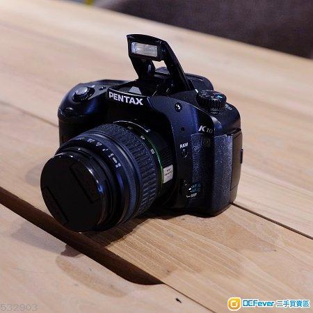Pentax K10D + SMC Pentax-DA 18-55mm 3.5-5.6