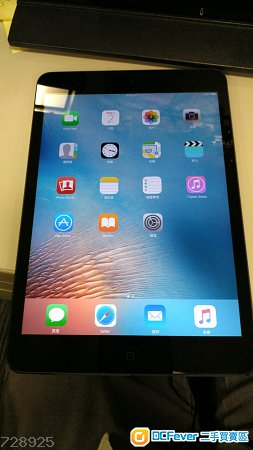 Apple iPad mini - 16GB 深藍色 - 95% new