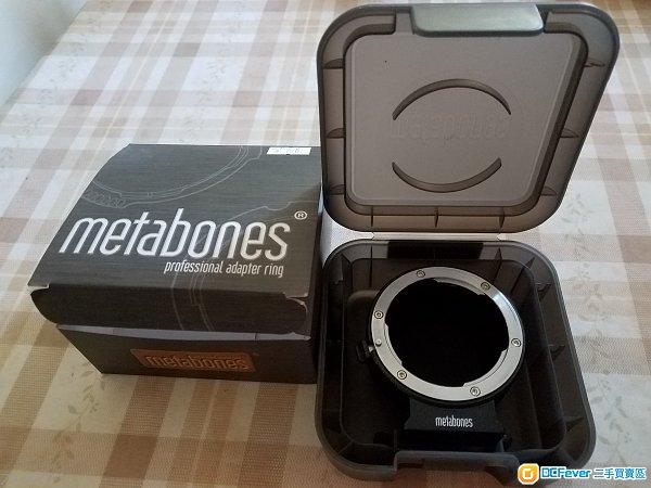 Metabones Leica R to E mount adapter