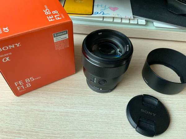 sony FE 85mm f1.8     85 1.8