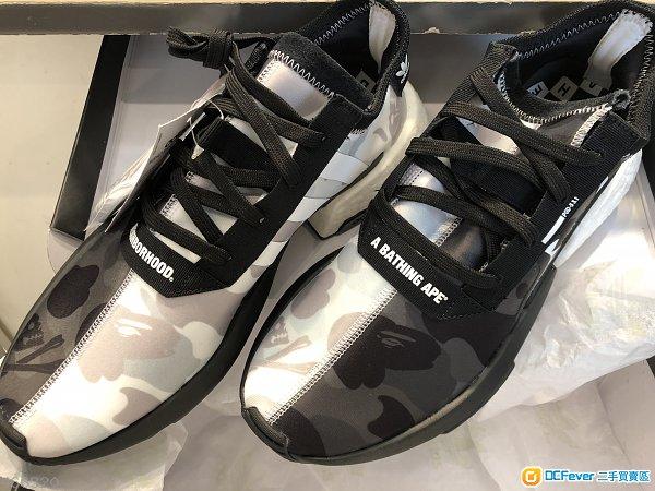 全新Adidas nbhd bape pod 3.1