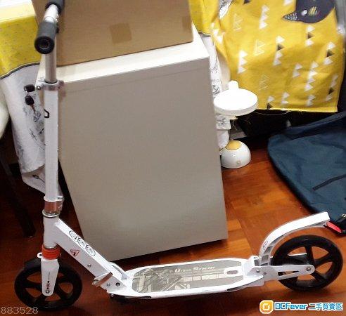 滑板車 200mm車輪