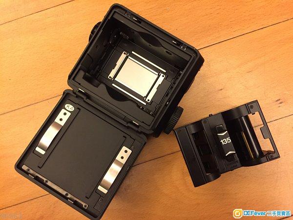 mamiya 645 pro 135 film back