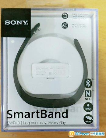 SONY SWR10智能手帶