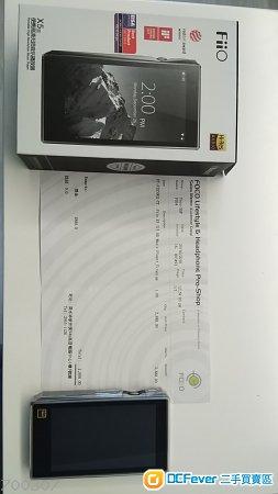 Fiio X5 III HD music player
